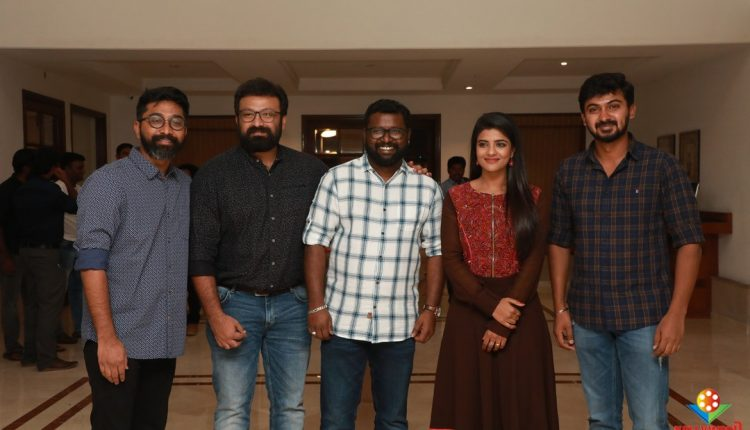 Kanaa Success Meet (1)
