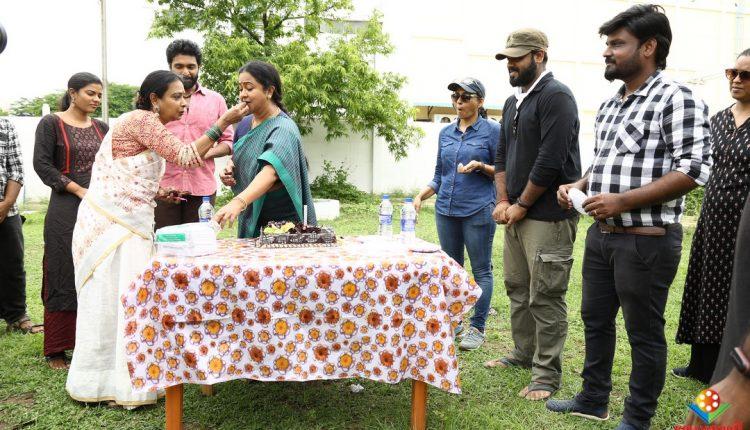 Radhika Sarathkumar Birthday (3)